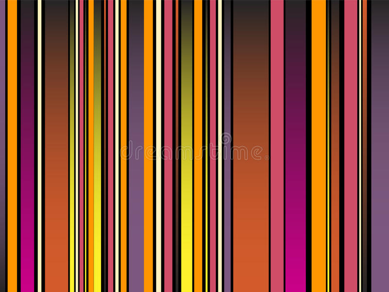 Abstract Stripe Background stock illustration