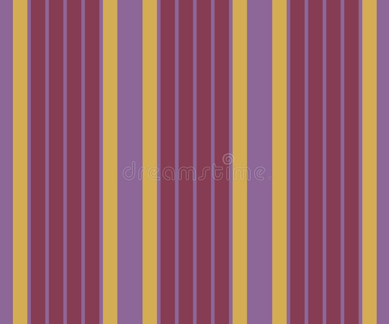 Abstract stripes geometric background. Vector illustration. Seamless pattern with dark white striped lines. stock illustration