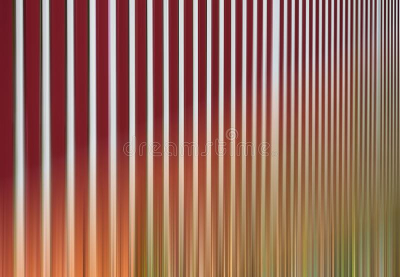 Abstract stripes vertical stripes brown. stock illustration