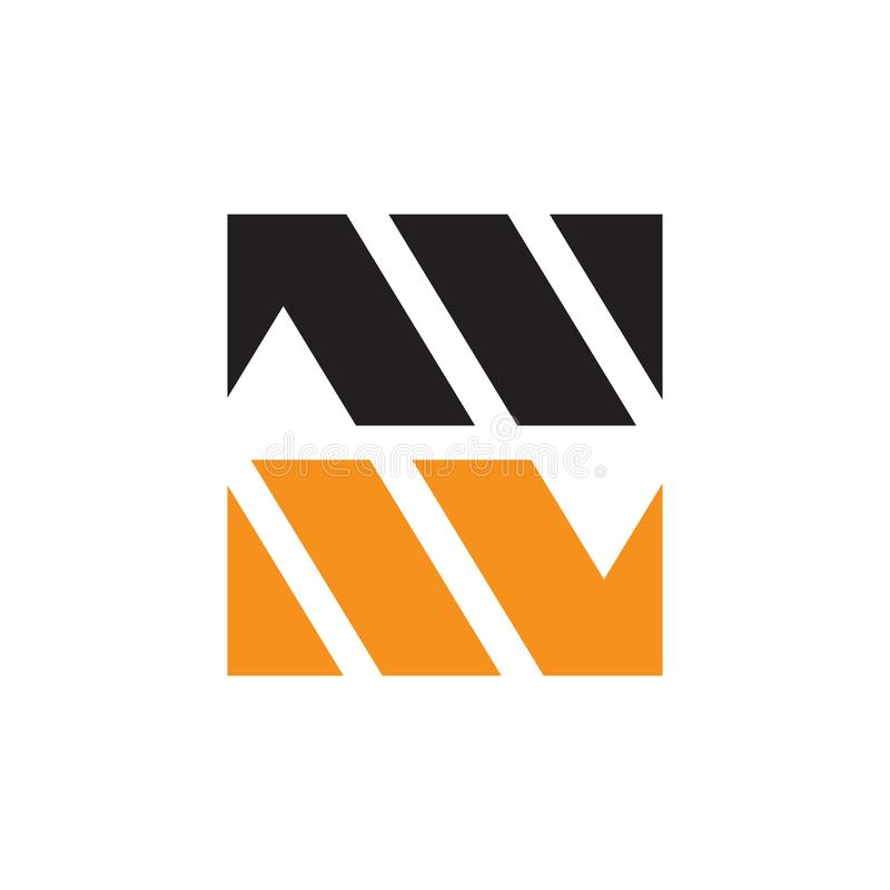 Abstract stylish construction excavator logo design vector on a white background. Excavation, digger, backhoe, illustration, excavating, bulldozer, equipment stock illustration