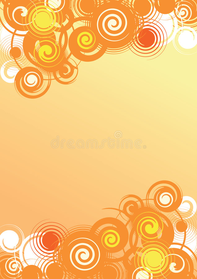 Free Abstract Summer Background Royalty Free Stock Photography - 7805147