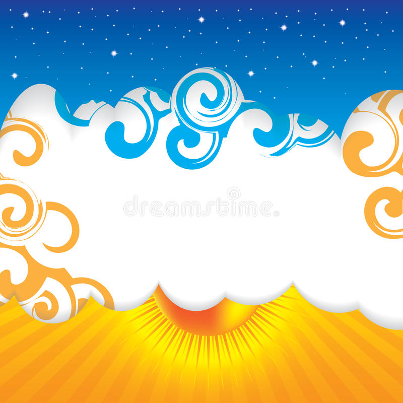 Download Abstract Summer Design Background Stock Vector - Image: 25057010
