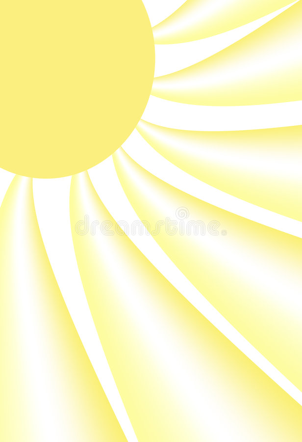 Free Abstract Sun Royalty Free Stock Images - 1707209