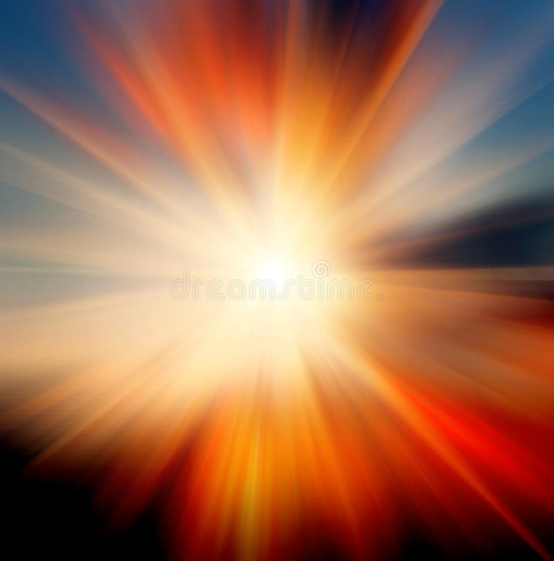 Abstract sun background. Abstract sun for a background royalty free stock image