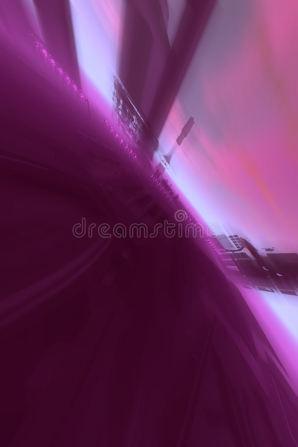Download Abstract Superstructure V5 A Stock Illustration - Illustration of zoom, perspective: 5466100