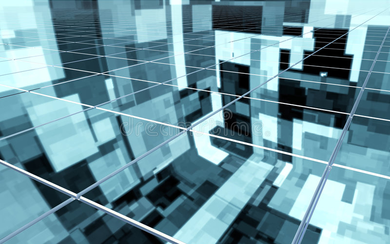 Download Abstract surface stock illustration. Image of office, modern - 4202113