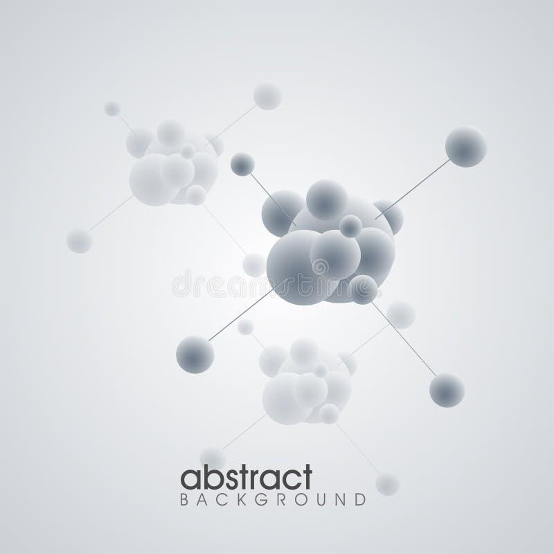 abstract tło medycznego ilustracja wektor