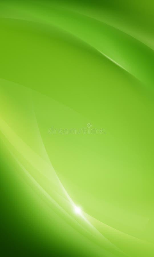 abstract tło zieleń ilustracja wektor