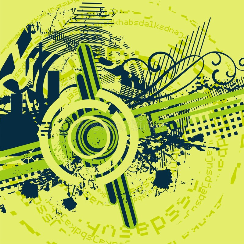 Download Abstract tech background stock illustration. Illustration of technology - 8375852
