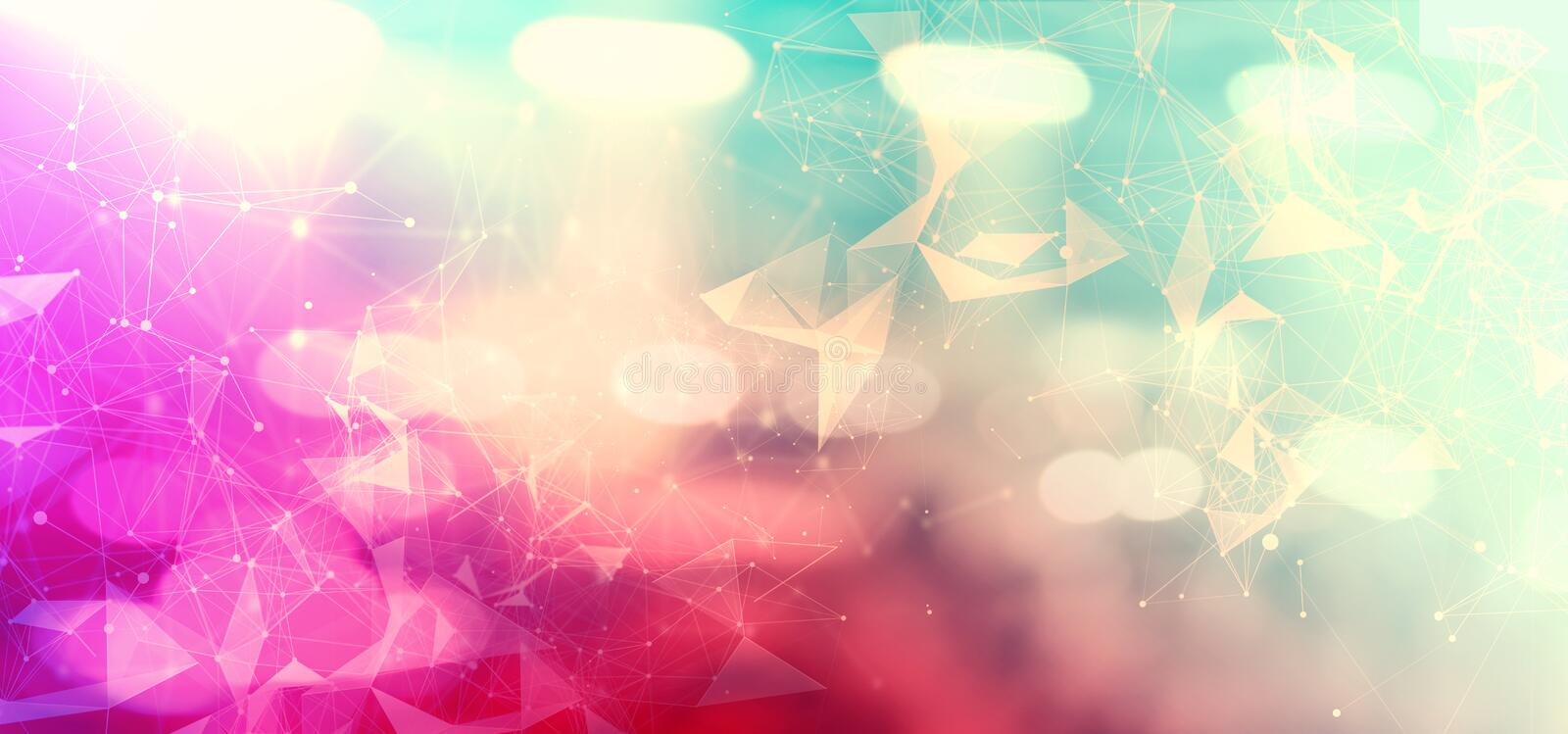 Abstract technology background royalty free stock image