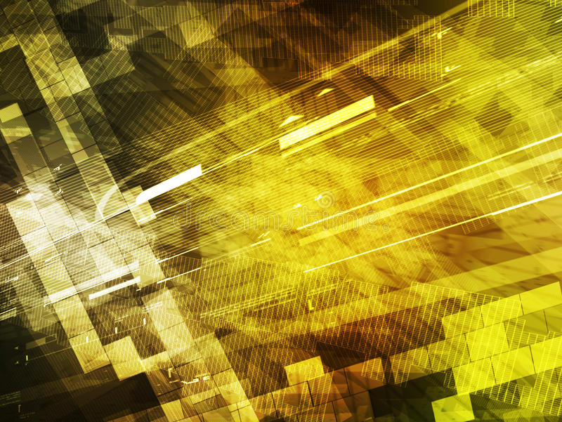 Abstract Technology Background stock photo