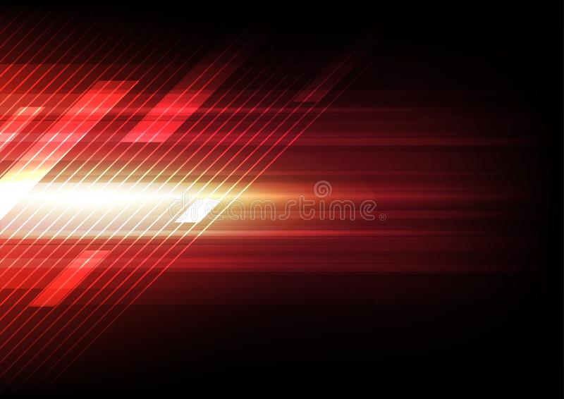 Abstract technology background, digital communication network hi-speed internet concept stock photography