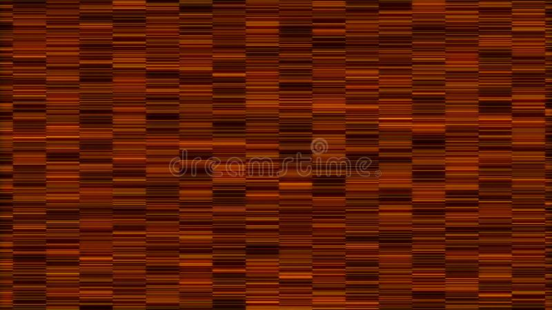 Abstract technology background with flicker, art with horizontal lines, 3d computer generated background. Abstract technology background with flicker, art with royalty free stock images