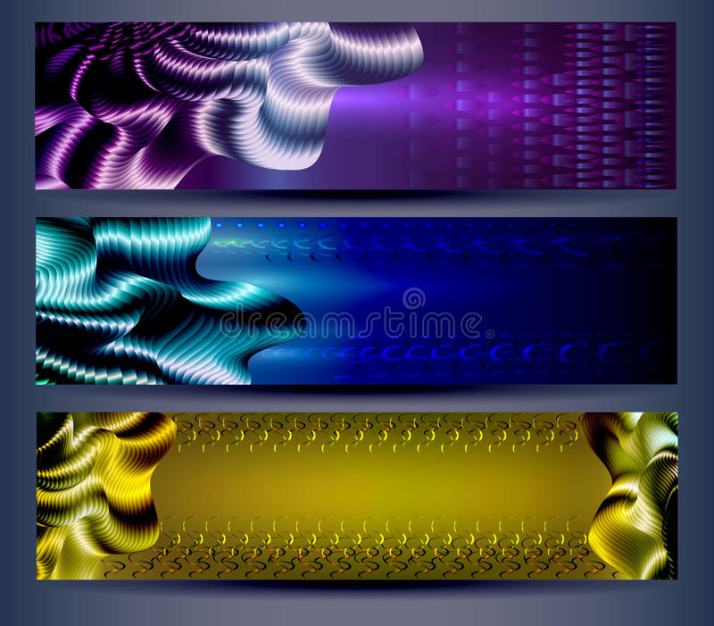 Abstract technology backgrounds templates royalty free illustration