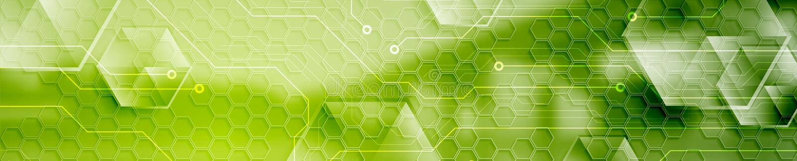Abstract technology modern industrial web header banner stock photos