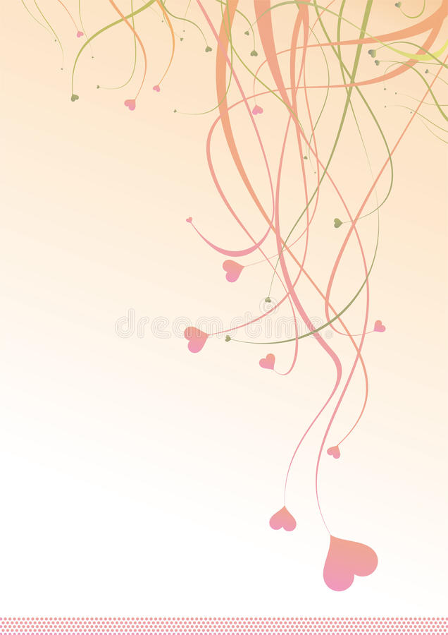 Download Abstract Tender Love Card Royalty Free Stock Image - Image: 12873616