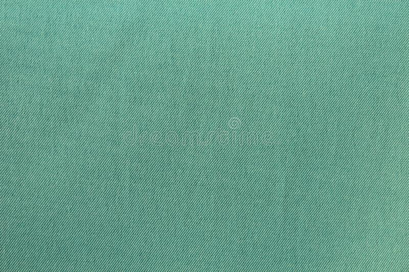Abstract textile turquoise background stock photography