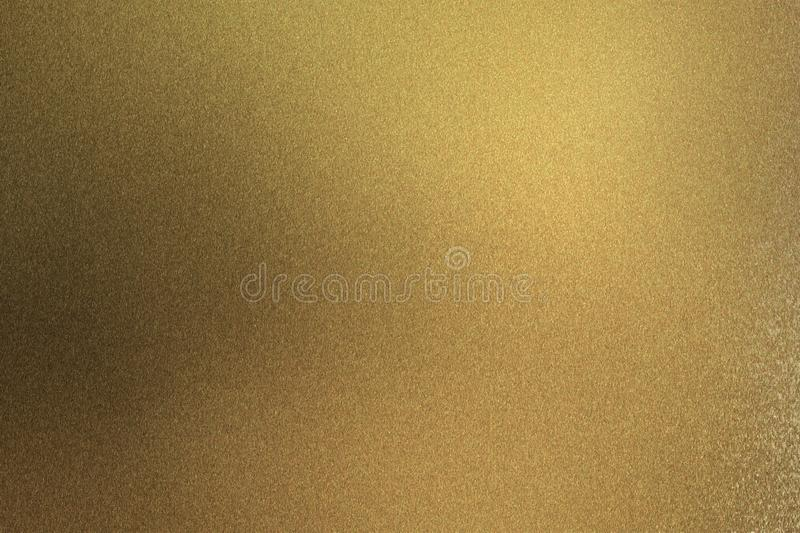 Abstract texture background, scratches brown metal wall royalty free illustration