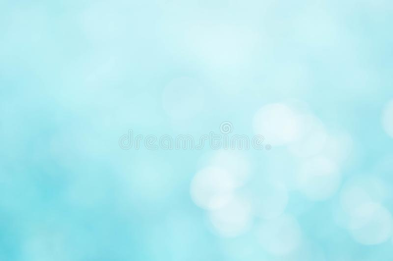 Abstract texture blue and white color mix and bokeh lighting bac. Kground royalty free stock image