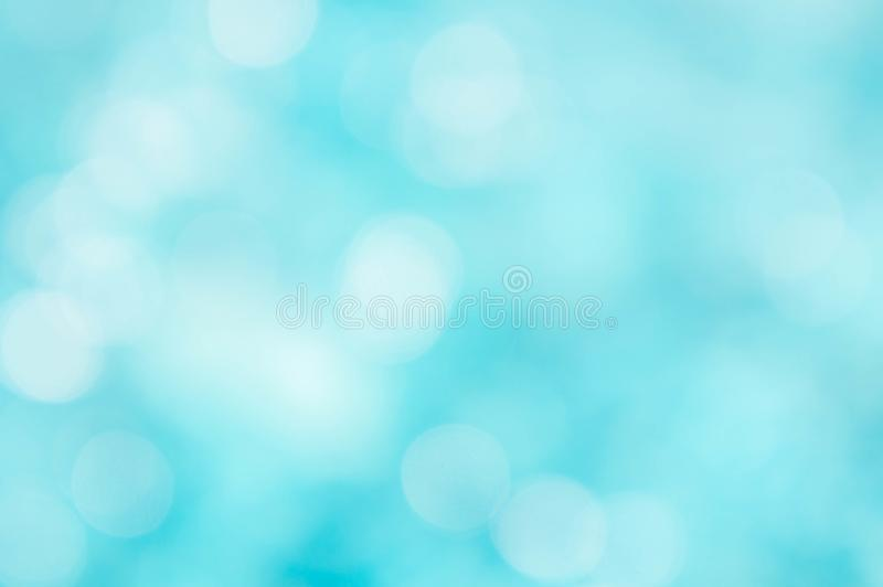 Abstract texture blue and white color mix and bokeh lighting background royalty free stock images