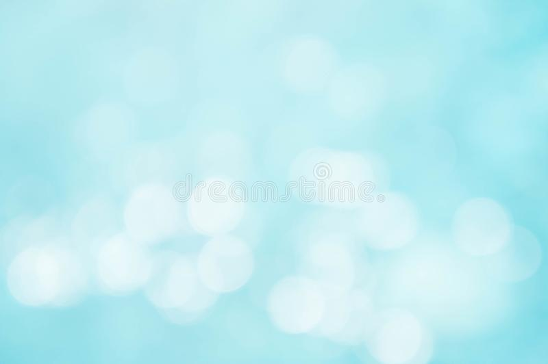 Abstract texture blue and white color mix and bokeh lighting background stock photos