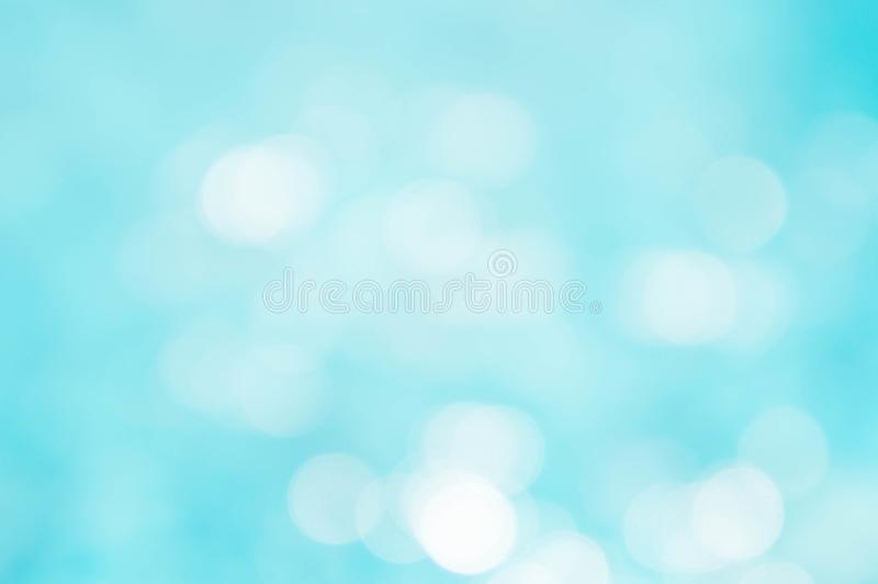 Abstract texture blue and white color mix and bokeh lighting background royalty free stock photos