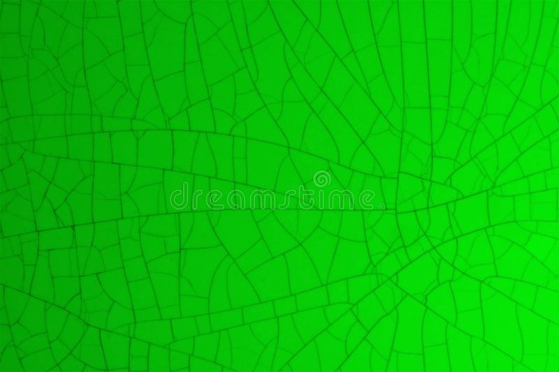 Abstract texture of the old cracked tile wall, a lot of cracks form a natural unique pattern, successfully applicable for design. And creativity stock image