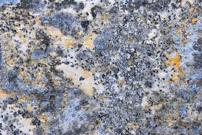 Abstract and. Texture of wall formed a beautiful colour pattern and design royalty free stock photos