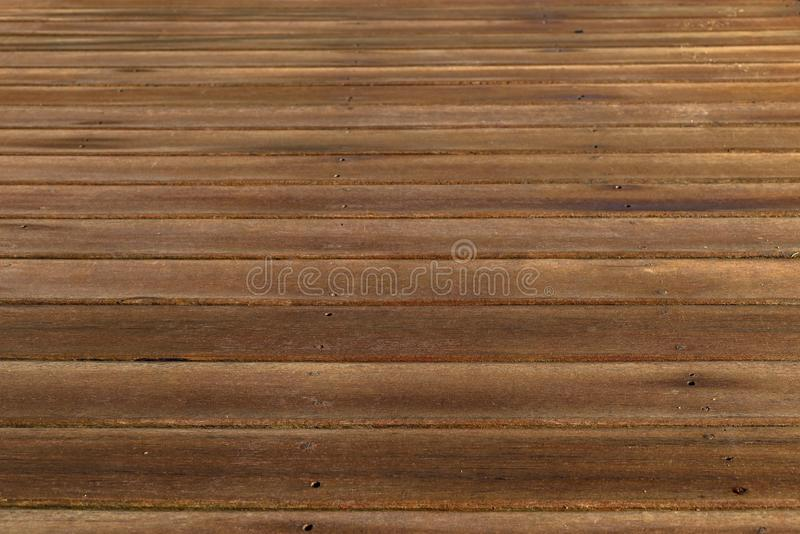 Abstract texture of wooden boards. With an attrition for a background and for wallpaper royalty free stock photos