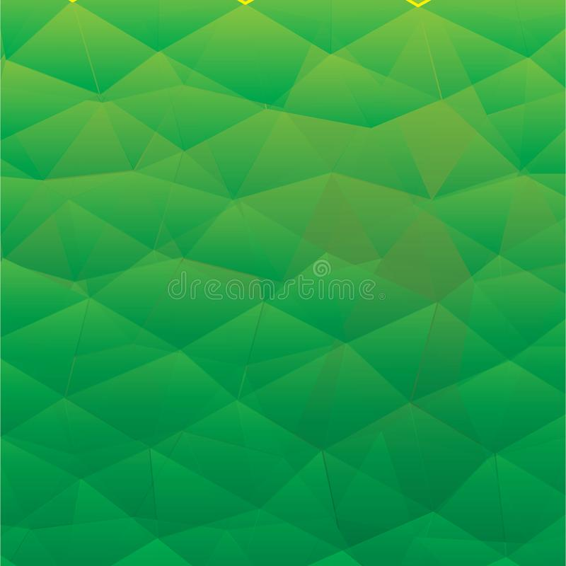 Abstract textured polygonal background. - Vector vector illustration