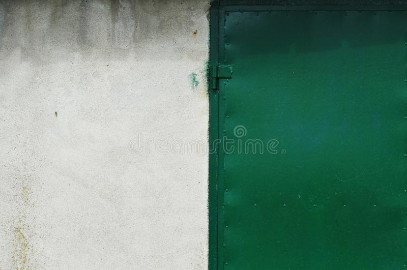 Abstract texure in green and white stock images