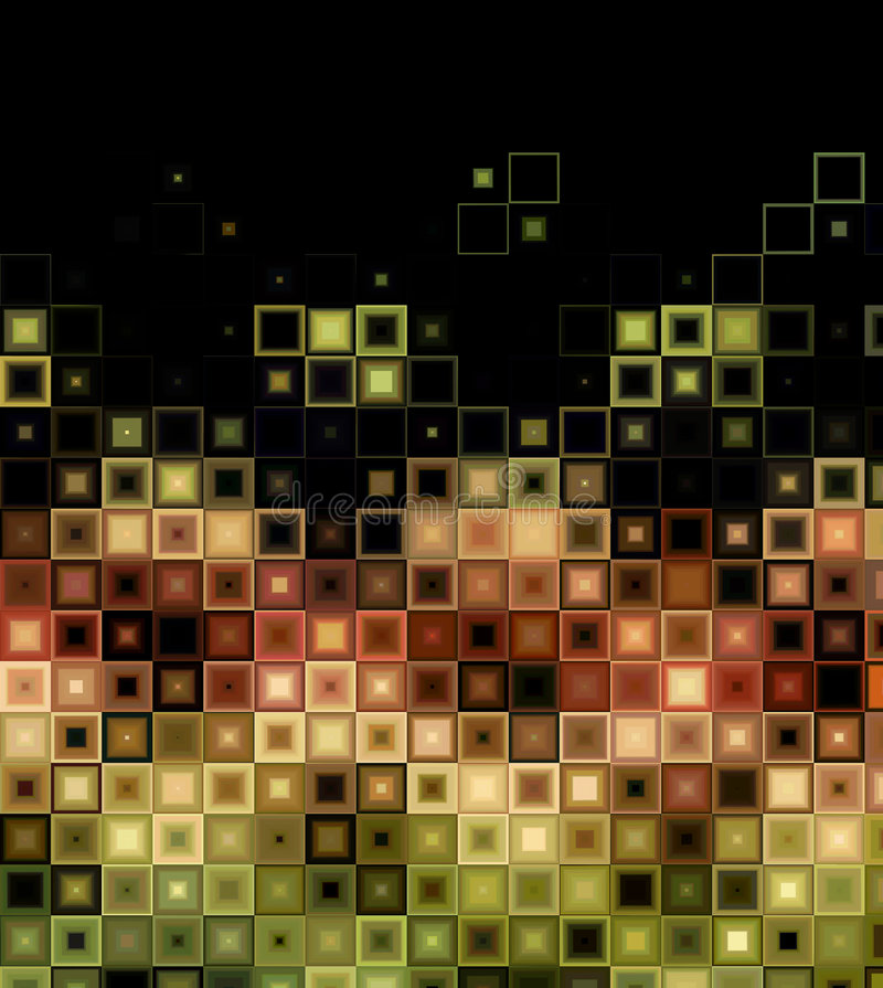 Abstract tile background royalty free stock images