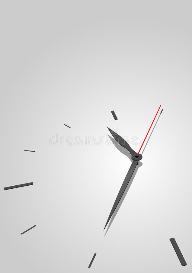 Download Abstract Time Concept Background Stock Vector - Image: 10717131