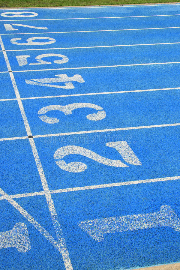 Download Abstract Track 2 stock photo. Image of lanes, rubber, summer - 3013058