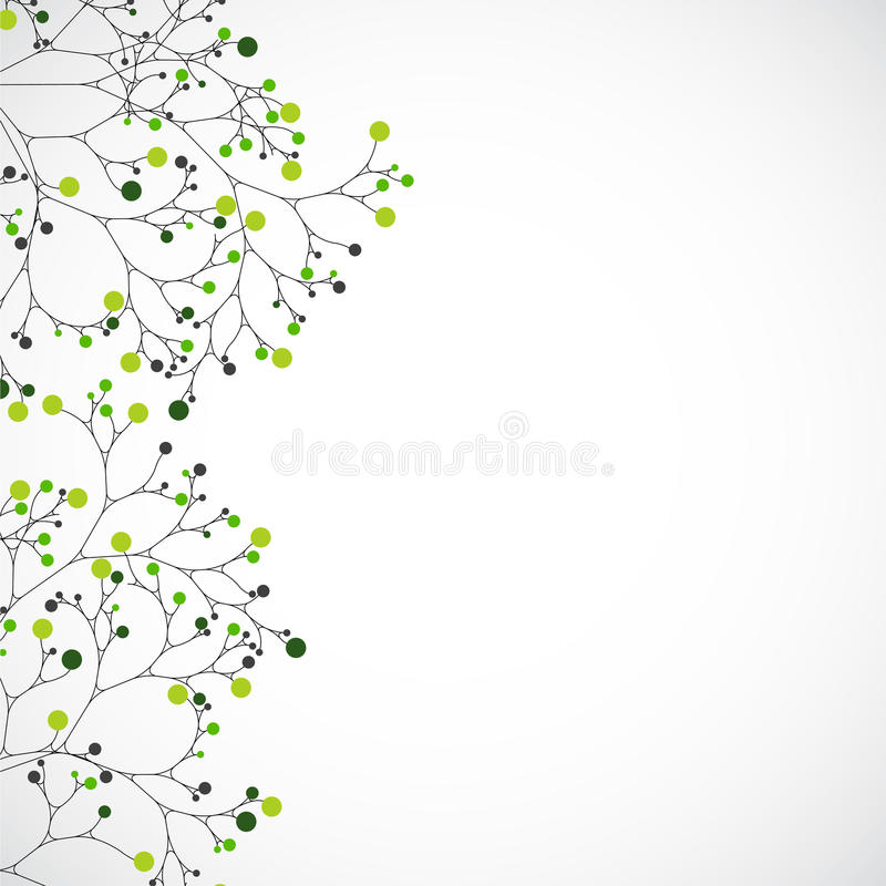Free Abstract Tree. Ecology Background Royalty Free Stock Image - 43425296
