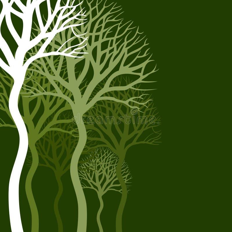 Free Abstract Tree4 Stock Photos - 25116163