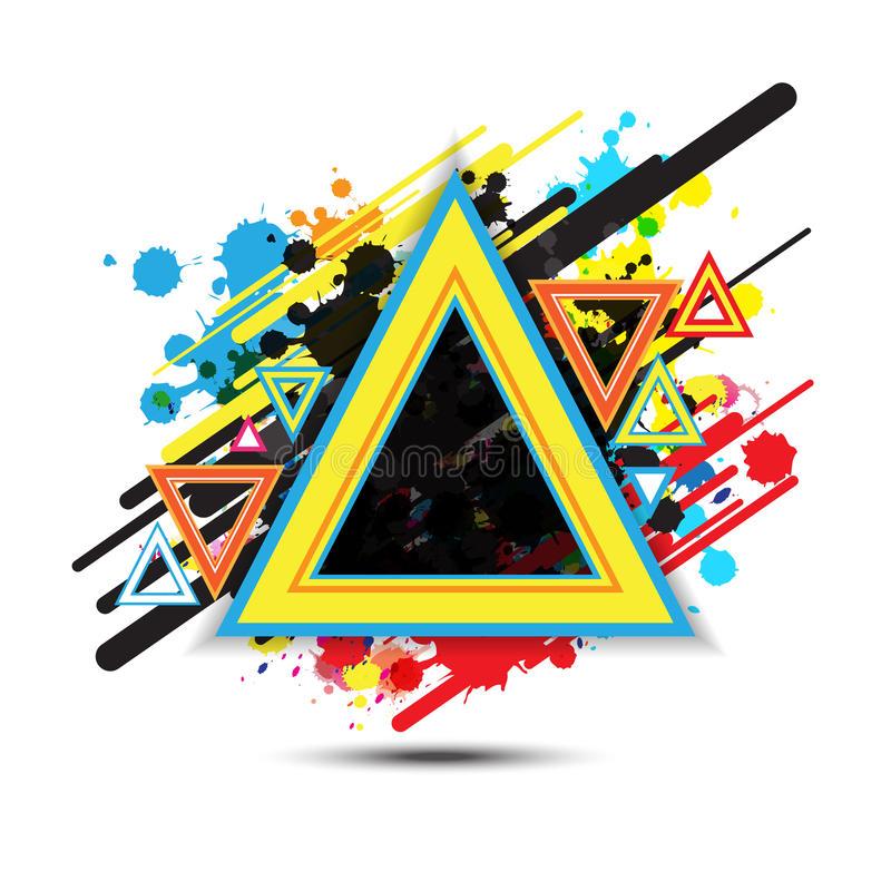 Download Abstract Triangle Background Design Stock Vector - Image: 27179122