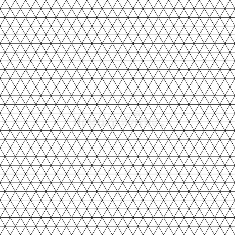 Abstract triangle pattern.Vector background. Repetitive dotted geometric texture.Ordered triangles vector illustration