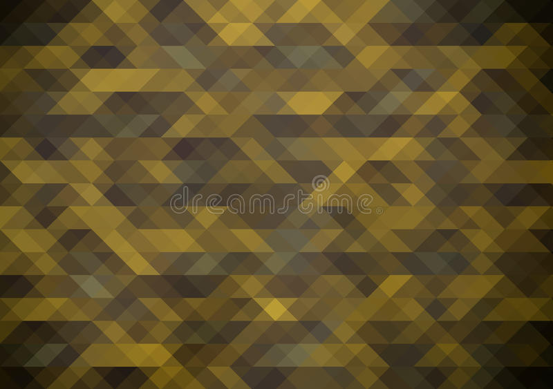 Abstract triangles background. Geometric shapes mosaic vector illustration