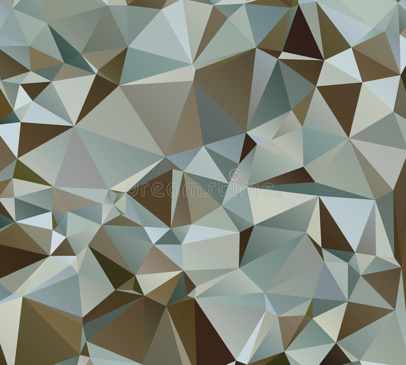 Abstract triangular background. Abstract geometric background with polygons. Vector background vector illustration