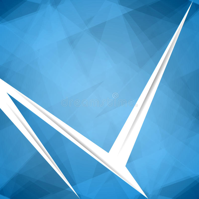 Download Abstract Triangular Background Stock Vector - Image: 83718394