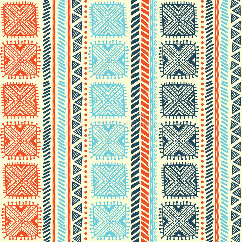 Download Abstract tribal pattern stock vector. Illustration of grunge - 31136436