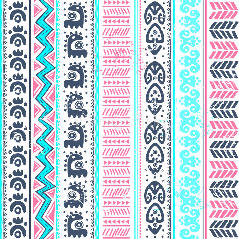 Download Abstract Tribal Pattern Royalty Free Stock Images - Image: 31155299