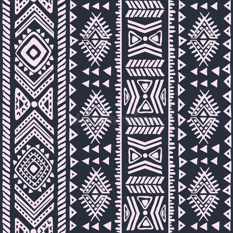 Download Abstract tribal pattern stock vector. Illustration of grunge - 33539341