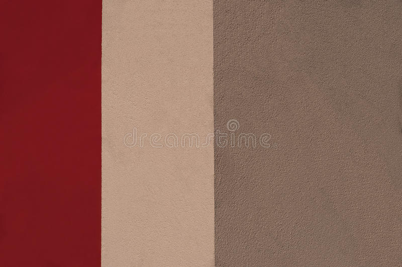 Abstract tricolor in red colors royalty free stock photos