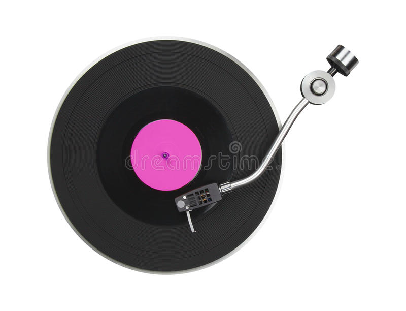 Abstract turntable stock photography