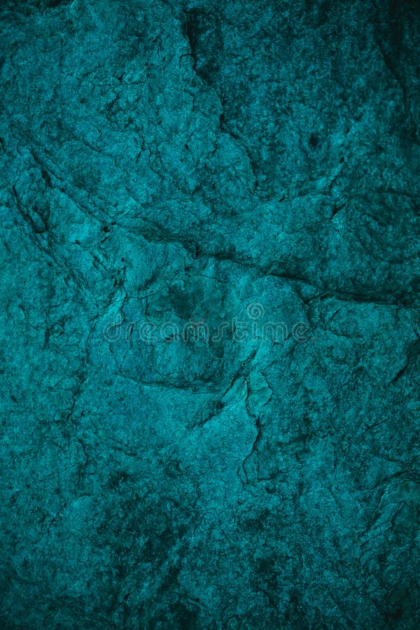 Free Abstract Turquoise Stone Texture And Background For Design. Rough Turquoise Texture Made Of Stone. Royalty Free Stock Photo - 111668525