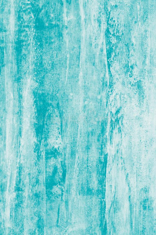 Abstract turquoise wash drawing. Green aquarelle, watercolor painting. Painted background. Blue trendy pattern. Modern art design. Paint splash stock images