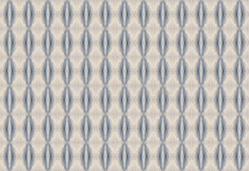 Abstract uitstekend patroon als achtergrond stock afbeelding