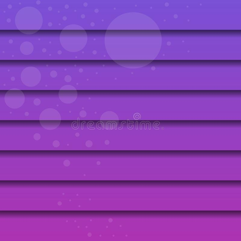 Abstract ultraviolet - purple and blue background of strips vector eps10.  royalty free illustration